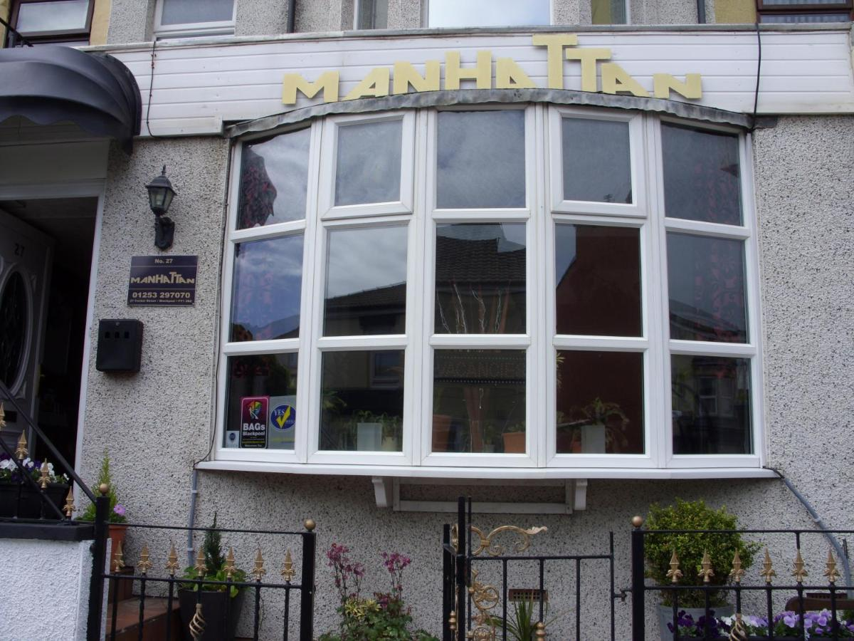 bed and breakfast the manhattan blackpool uk booking com