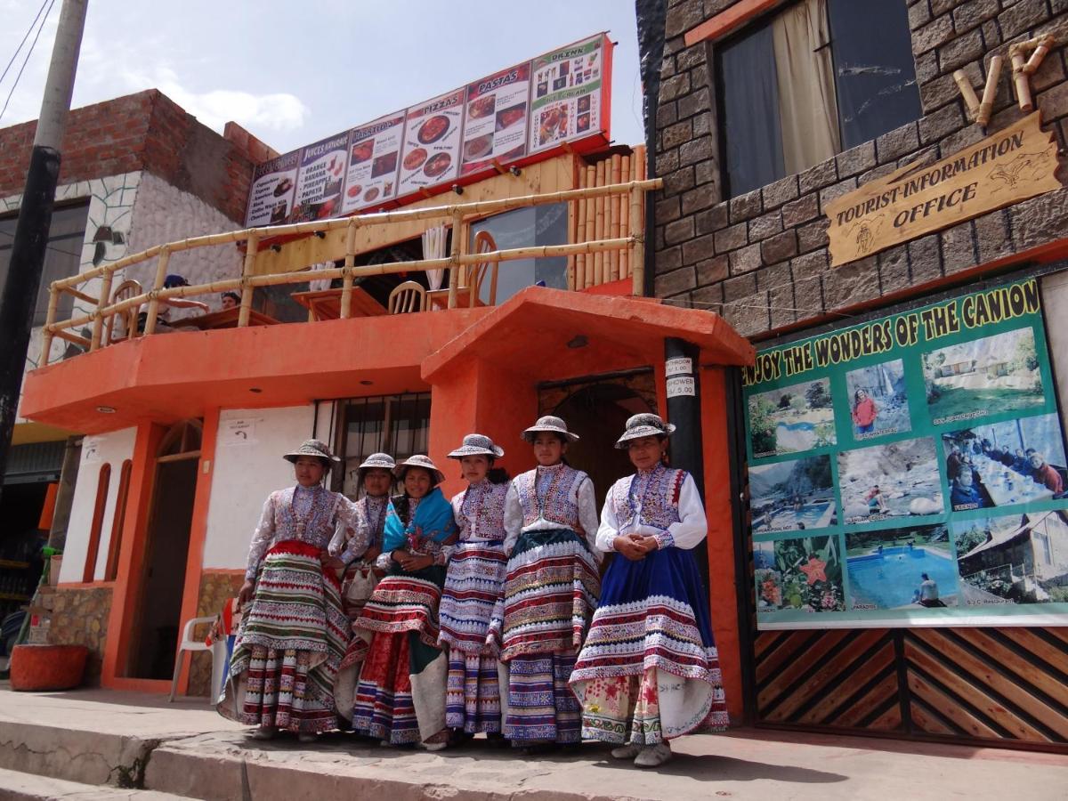 Hotels In Cabanaconde Arequipa