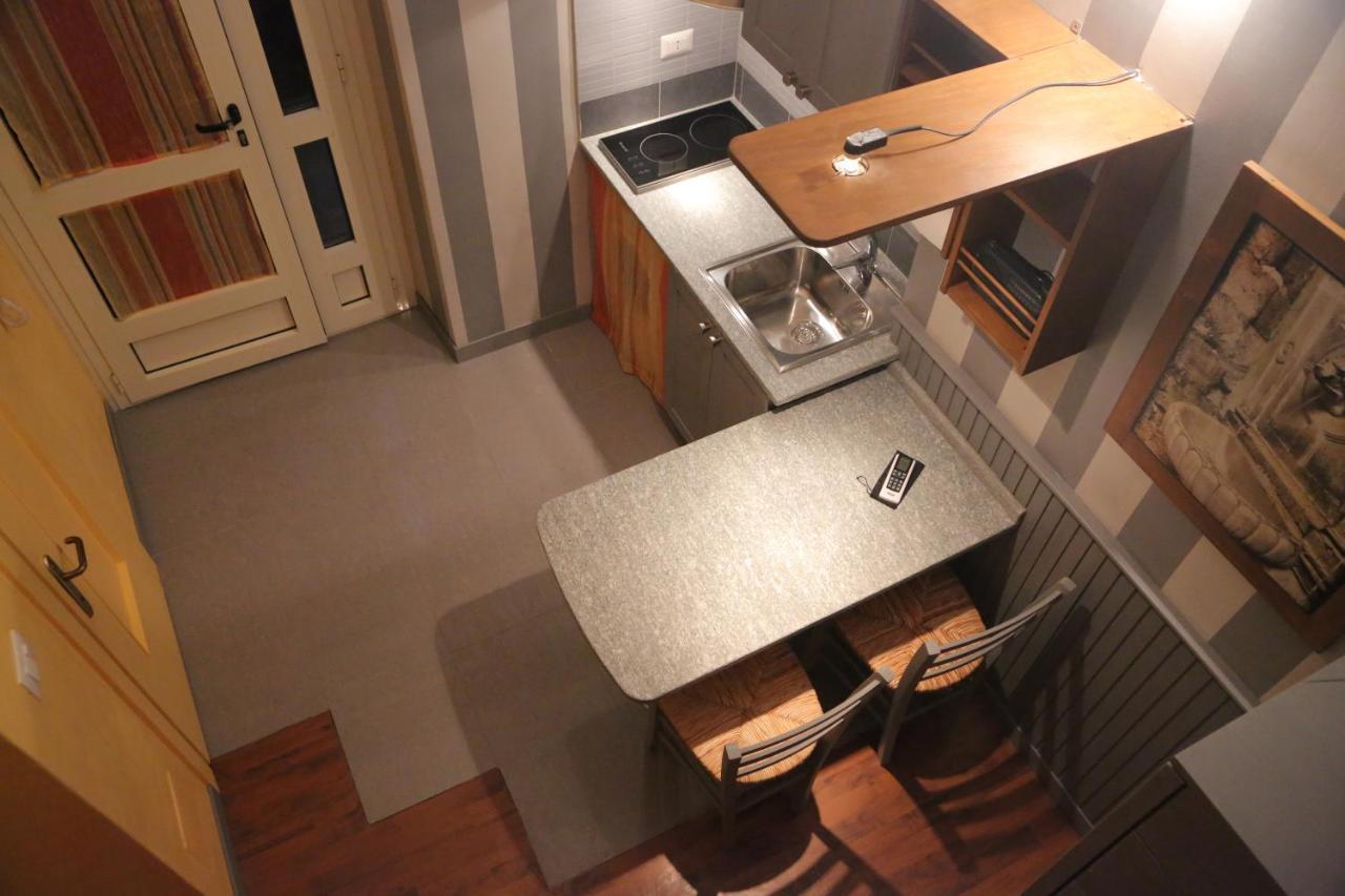 Monolocale bi level principi apartment turin italy deals