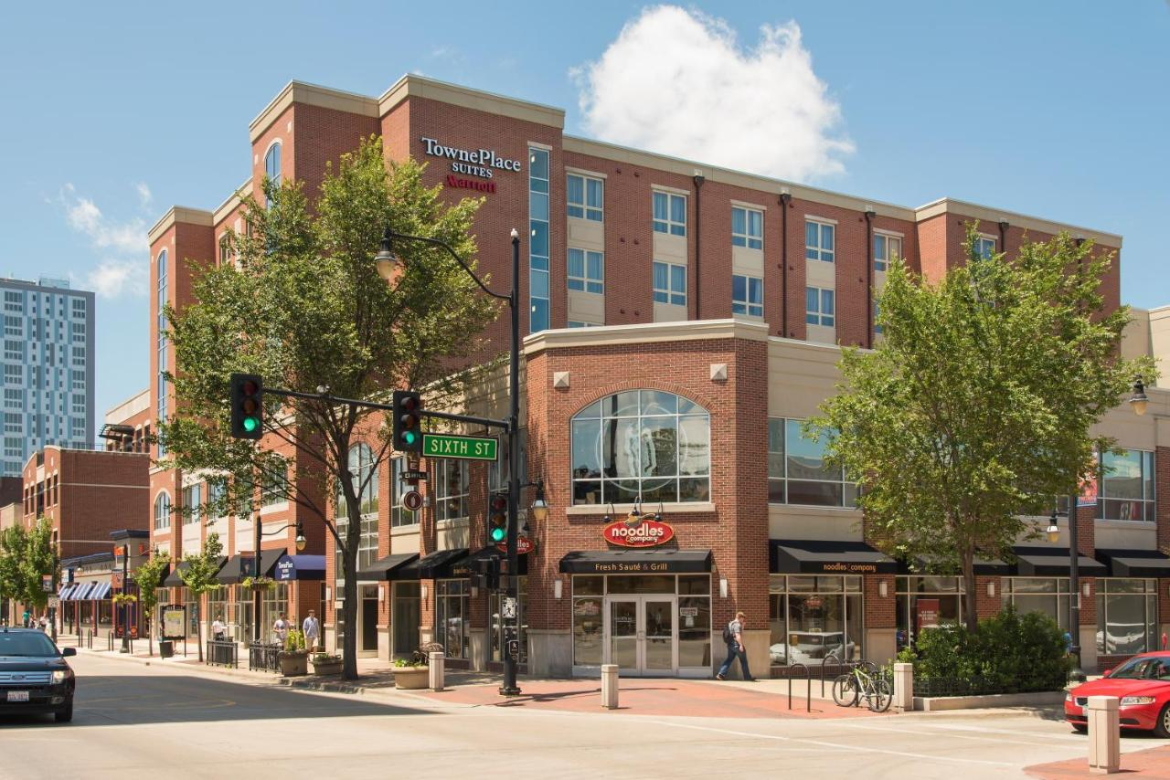 Hotel TownePlace Suites Champaign, IL - Booking com
