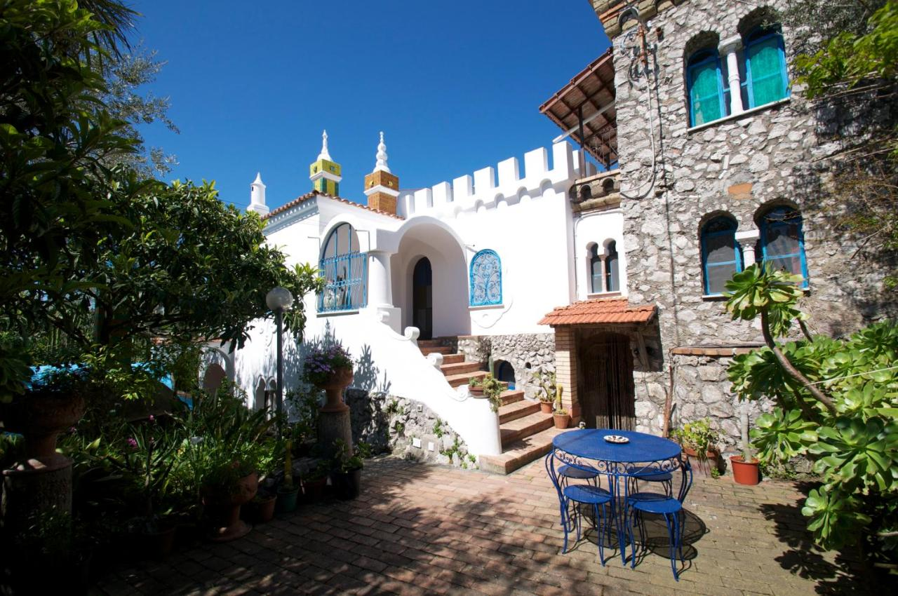 Guest Houses In Anacapri Capri Island