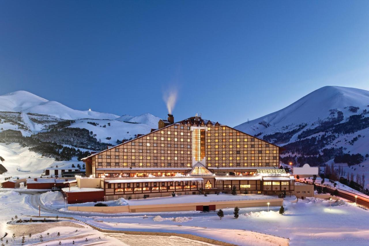 polat erzurum resort hotel, turkey - booking