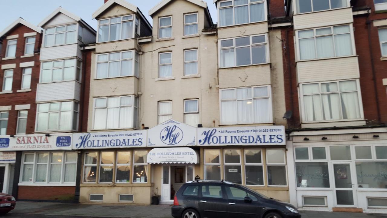 the hollingdales hotel blackpool uk booking com