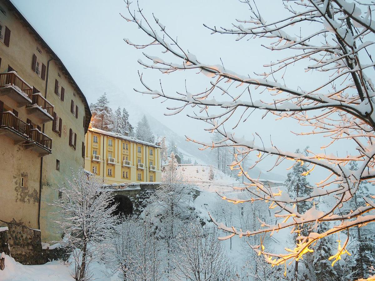Hotel Bagni Vecchi (Italia Bormio) - Booking.com