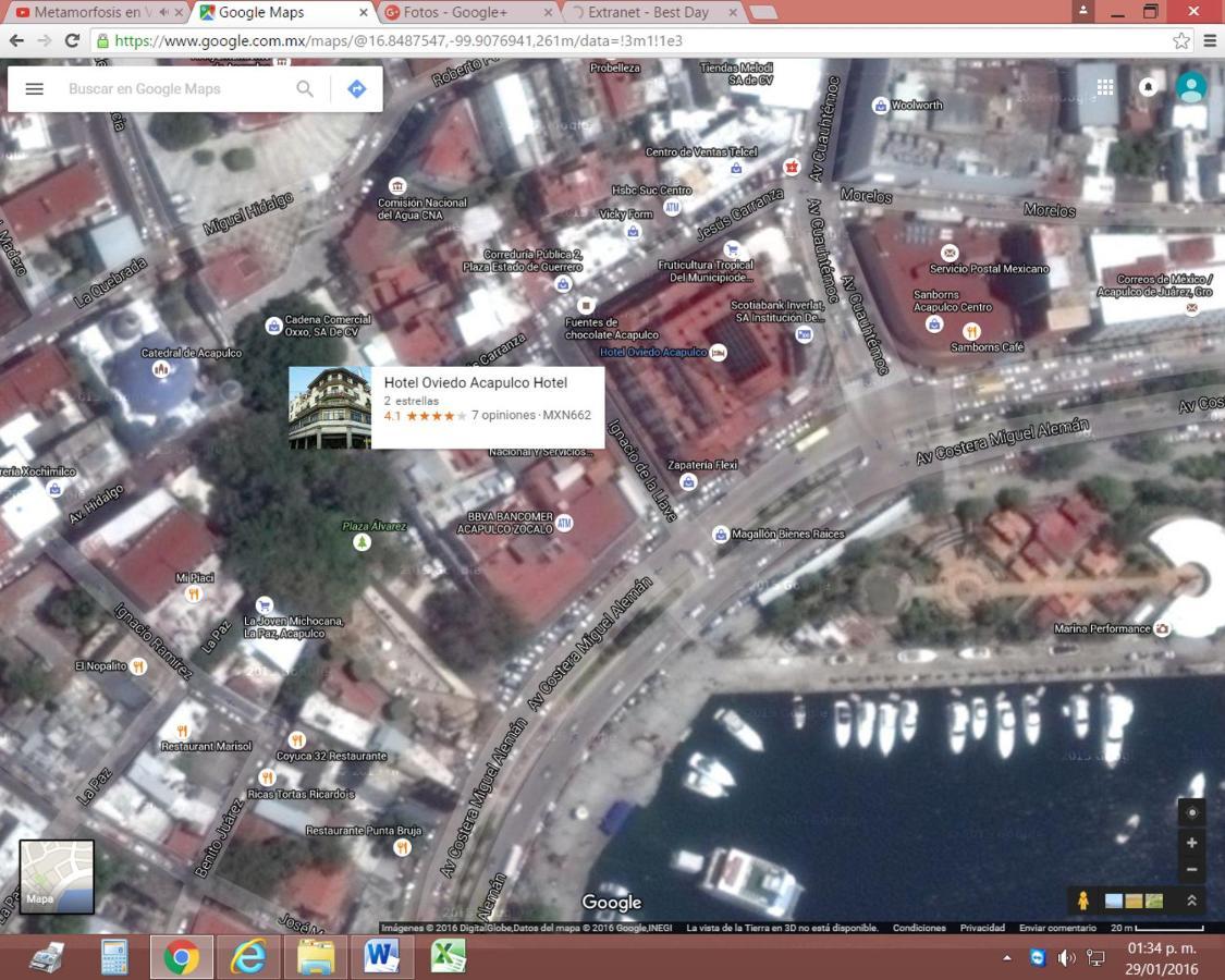 Hotel Oviedo Acapulco Mexico Bookingcom
