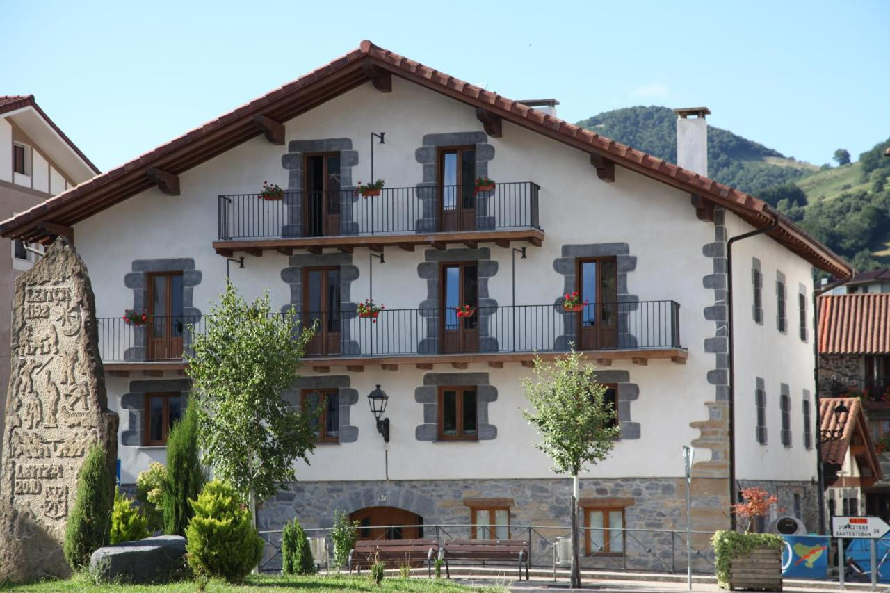 Guest Houses In Betelu Navarre