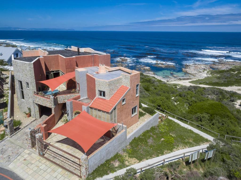 Vacation Home Right On The Beach House Herm South Africa Booking