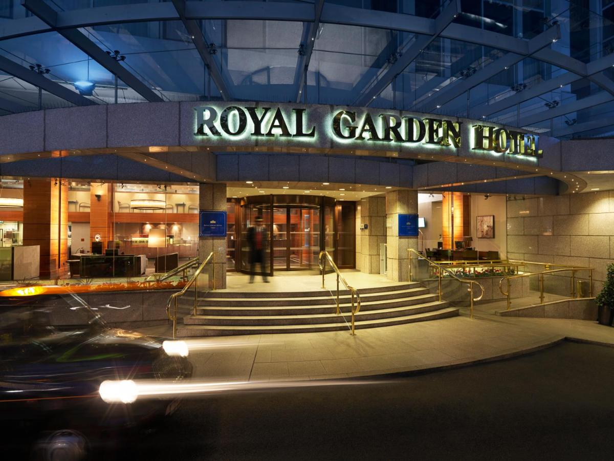 Royal Garden Hotel, London – Updated 2018 Prices