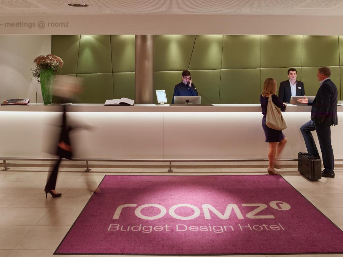 Hotel Roomz Vienna Gasometer, Austria - Booking.com