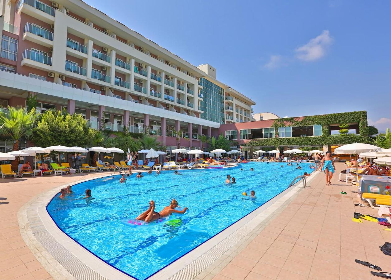 Hotel Telatiye Resort 5 (Alanya, Turkey): tourists reviews 5