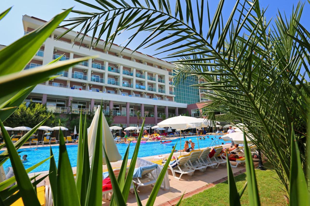 Hotel Telatiye Resort 5 (Alanya, Turkey): tourists reviews 20