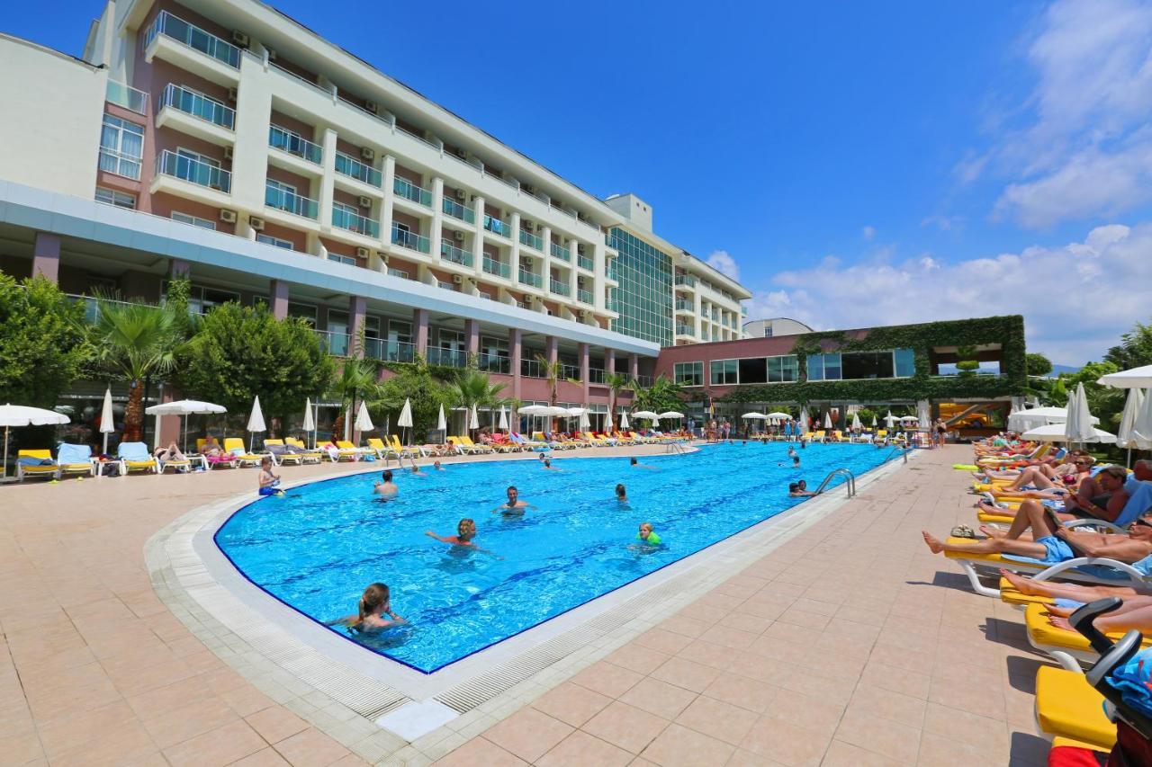 Hotel Telatiye Resort 5 (Alanya, Turkey): tourists reviews 33