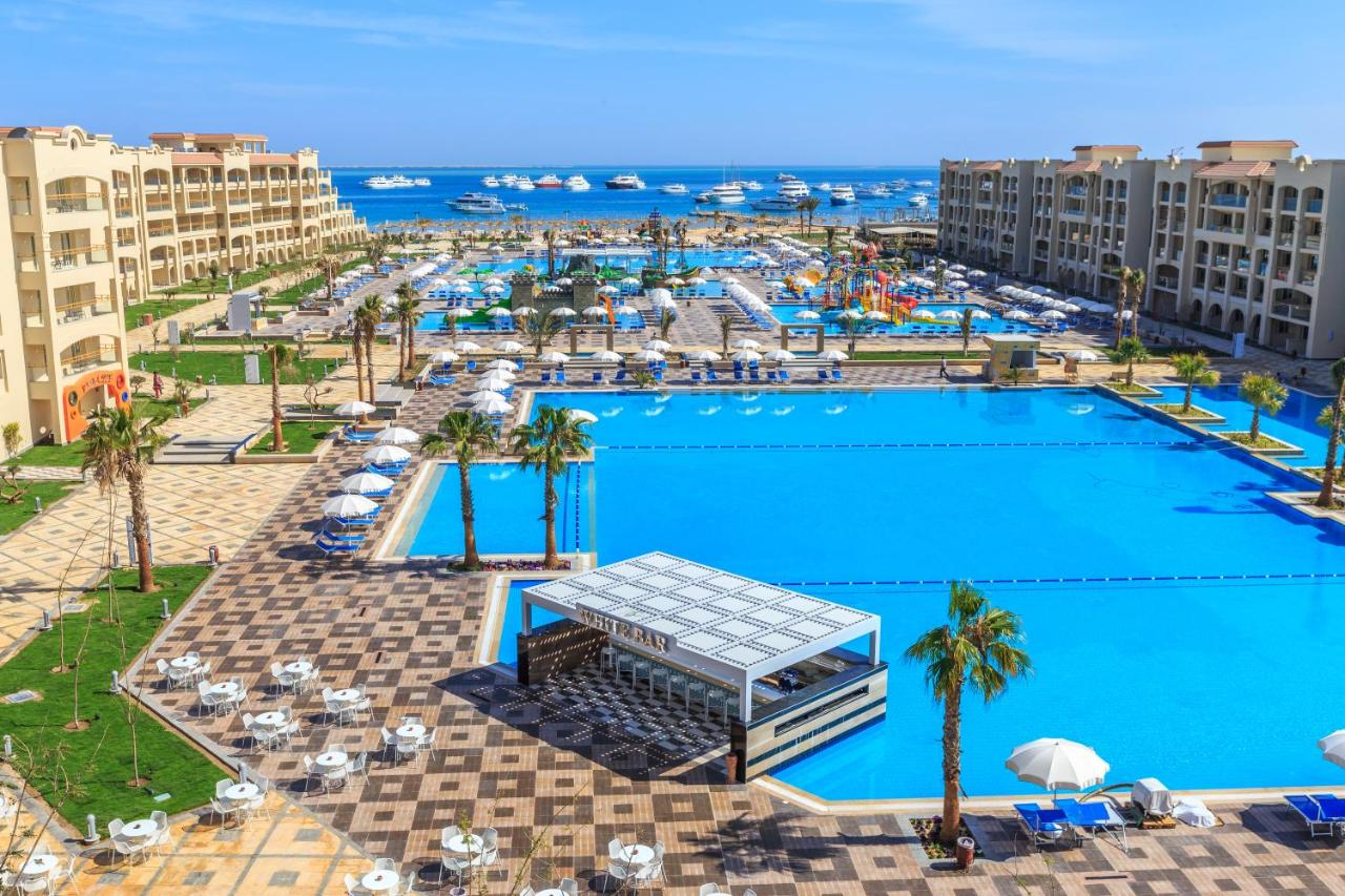 Resort Albatros White Beach Agypten Hurghada Booking Com