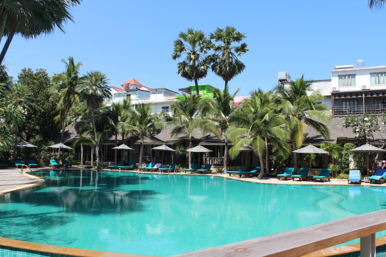 Resorts In Ban Sa Phetchaburi Province