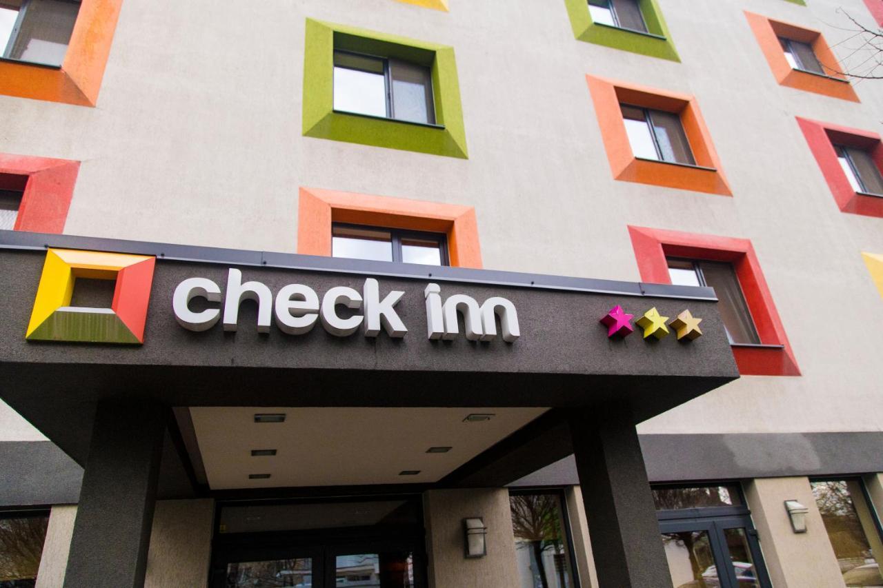 Hotel Check Inn Rumanien Timisoara Booking Com