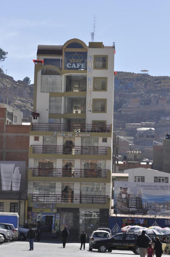Hotels In Oruro