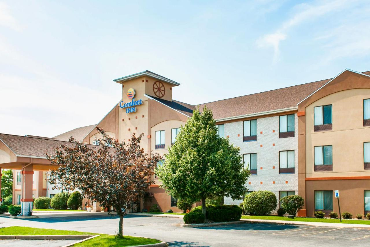 Hotels In Goshen Indiana