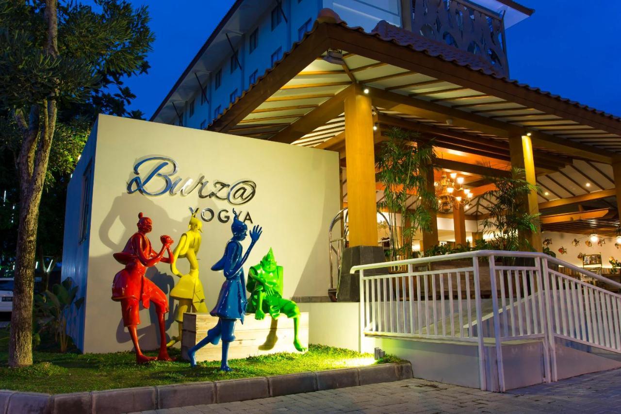 Burza Hotel Yogyakarta Yogyakarta Updated 2018 Prices