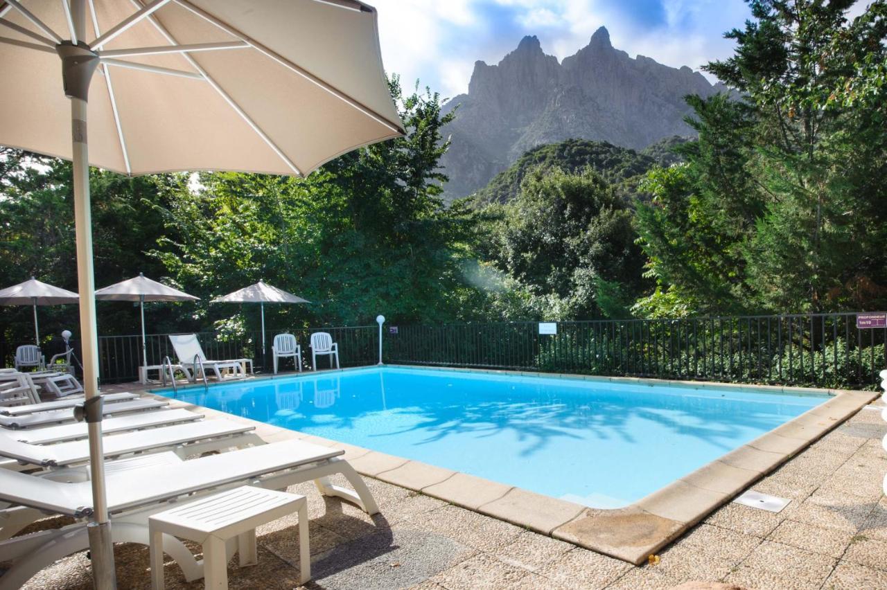 Hotels In Partinello Corsica
