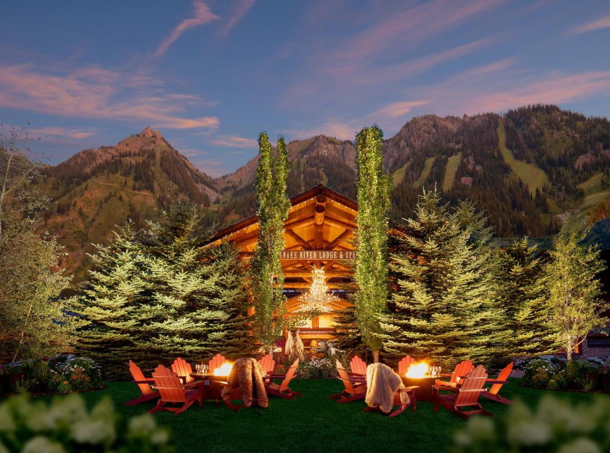 Resorts In Rafter J Ranch Wyoming