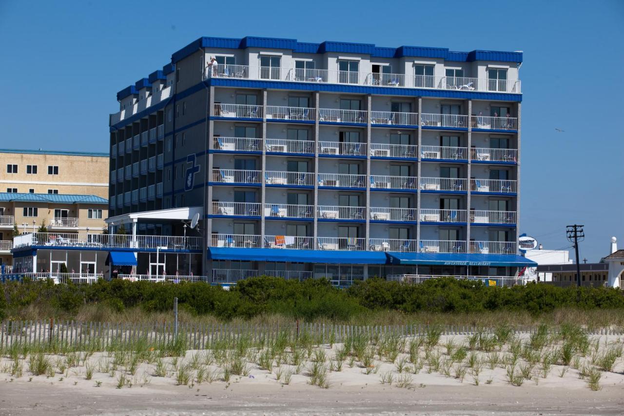Hotels In Wildwood Crest New Jersey
