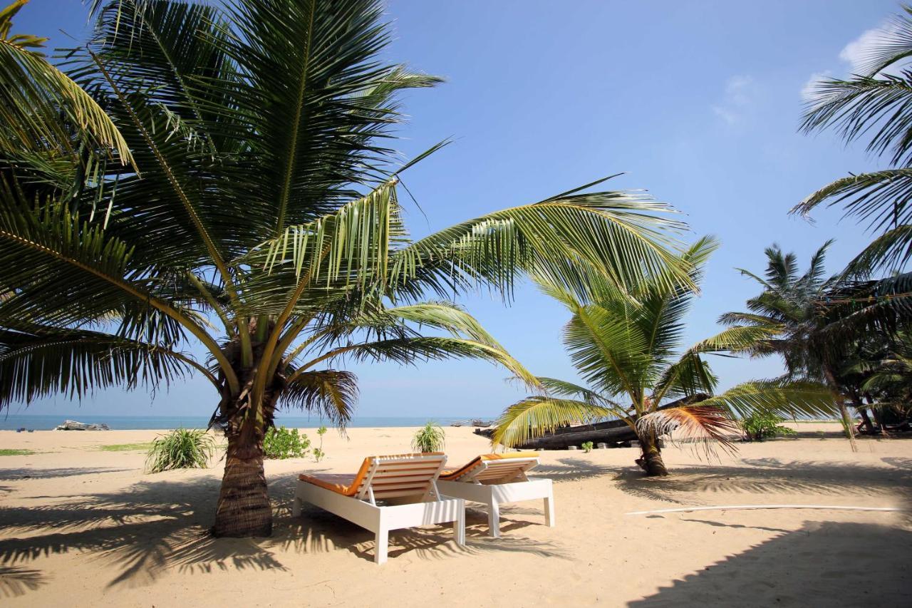 Отели на пляже в Негомбо