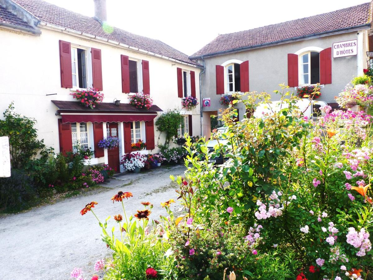 Guest Houses In Saint-agnan Burgundy