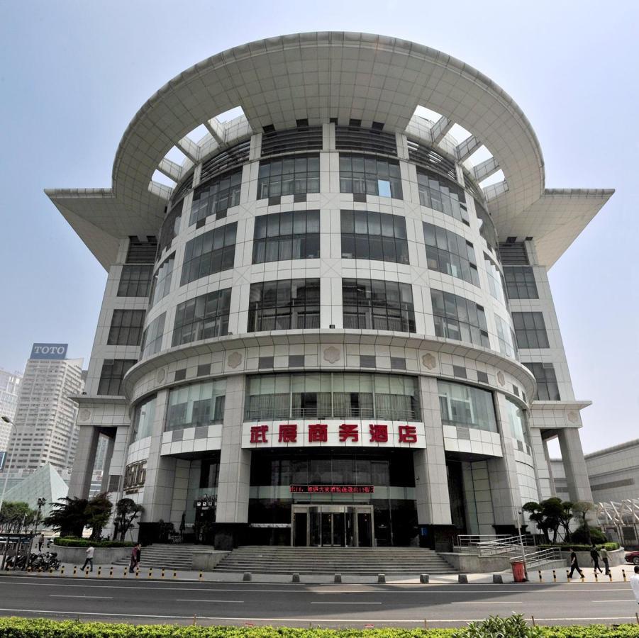 Wuzhan Business Hotel, Wuhan, China - Booking.com