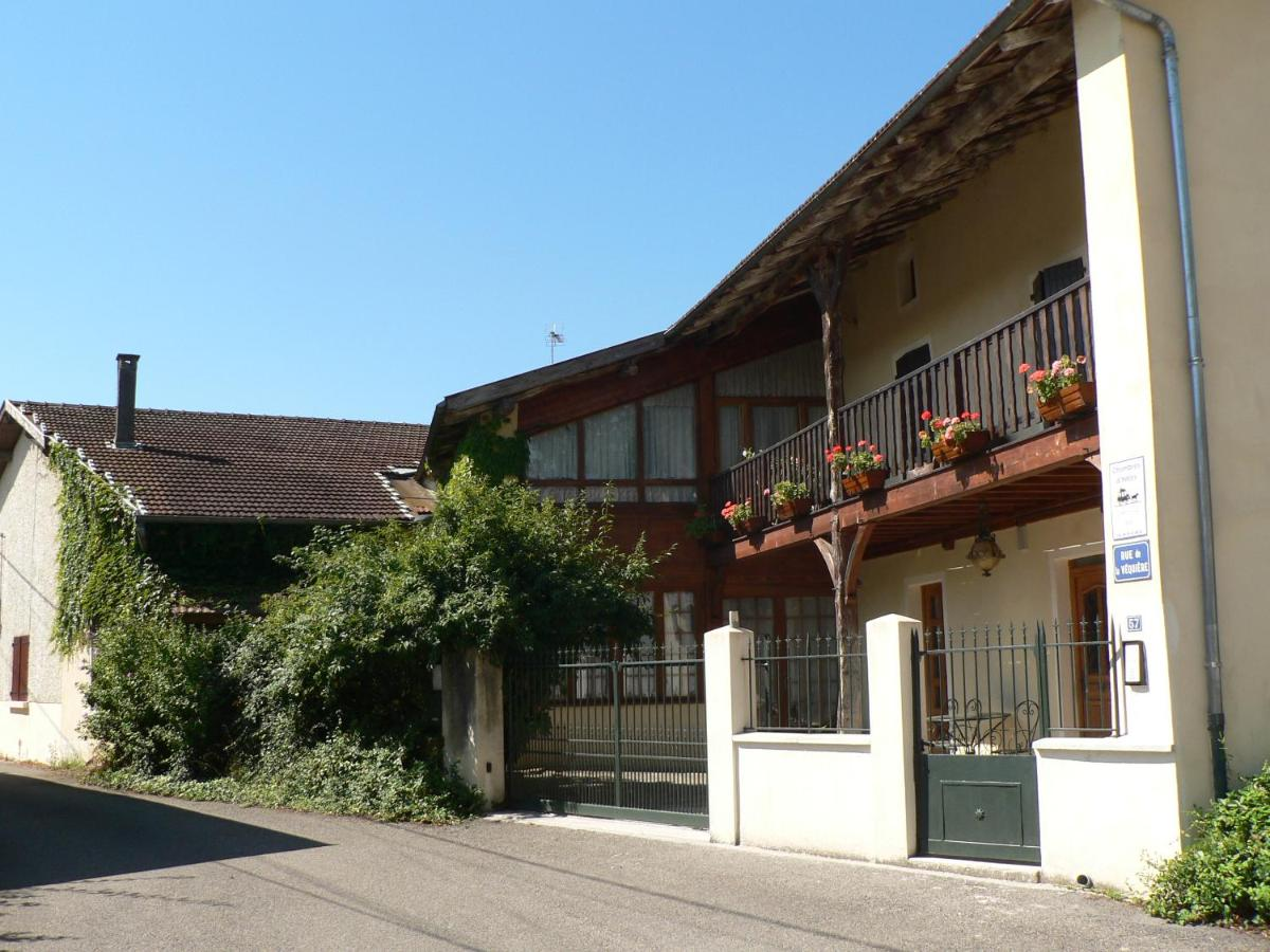 Bed And Breakfasts In Trept Rhône-alps