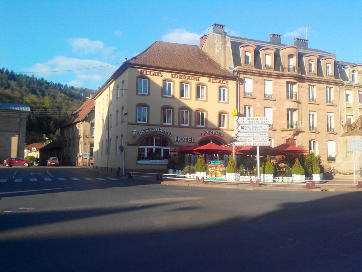Hotels In Raon-l'étape Lorraine