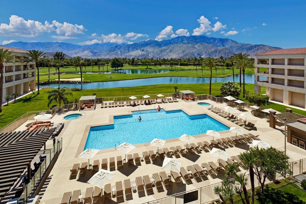 Resorts In Cathedral City California