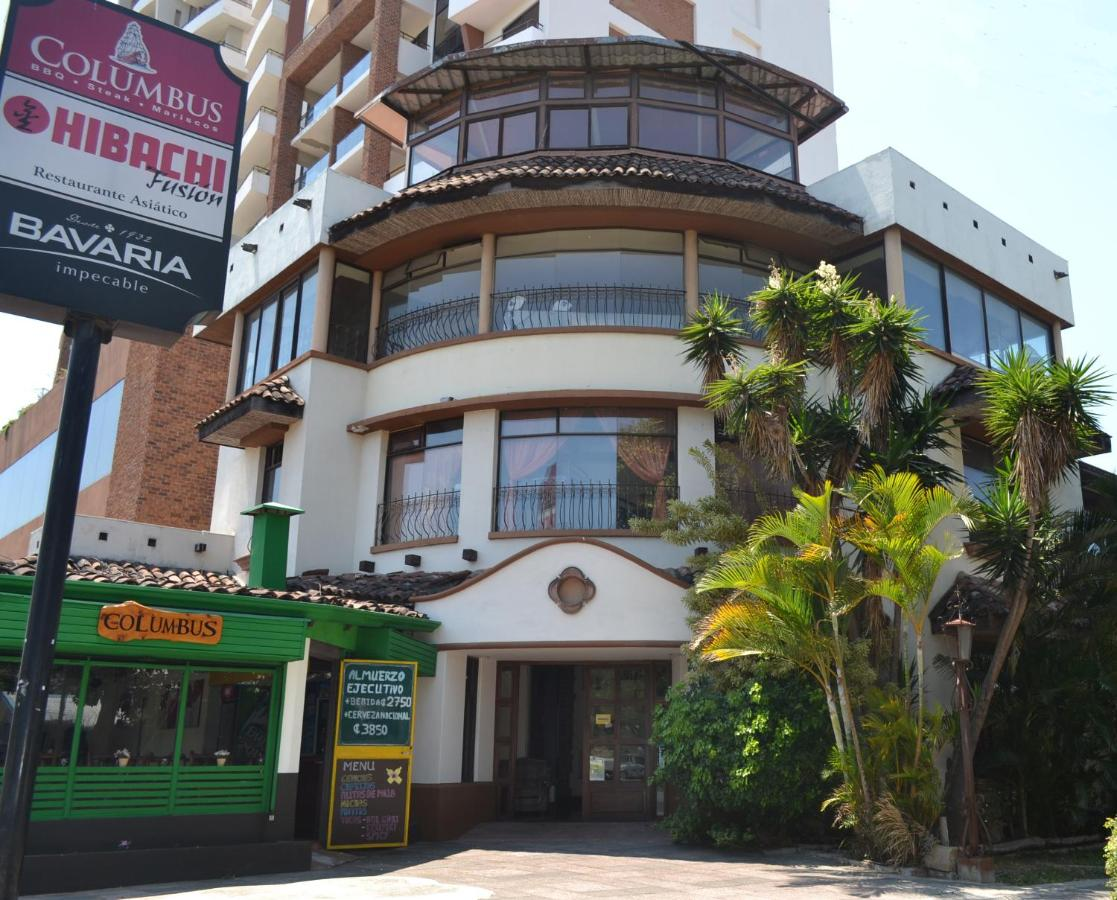 Hotels In Escazú San José