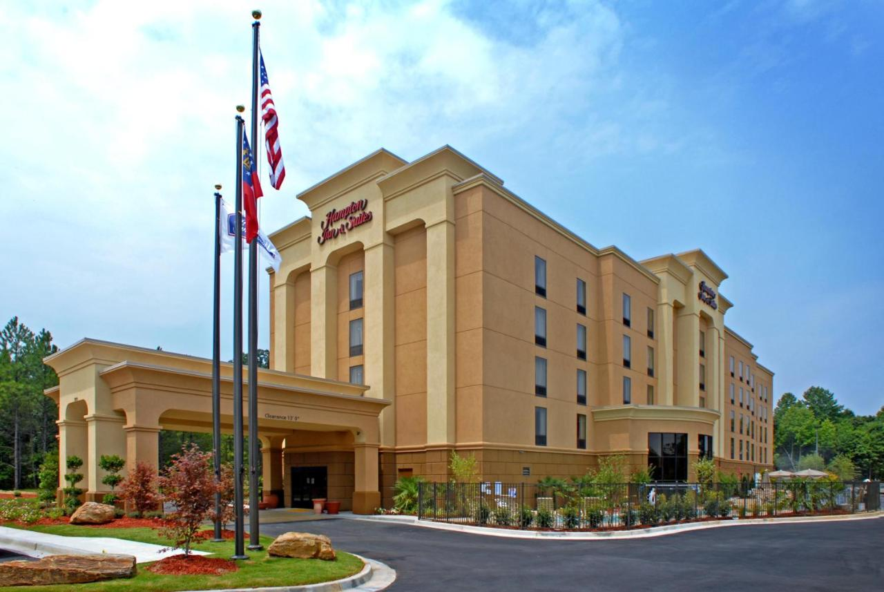 Hampton Inn Six Flags, Lithia Springs, GA - Booking.com