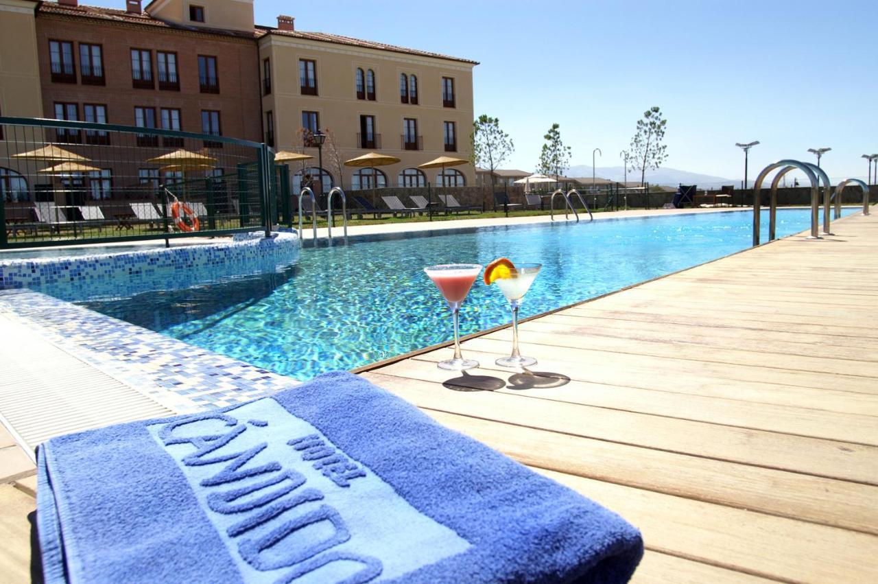 Hotels In Tabanera Del Monte Castile And Leon
