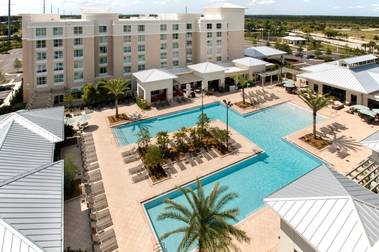 Hotel TownePlace Suites by Marriott Orlan, Kissimmee, FL - Booking.com