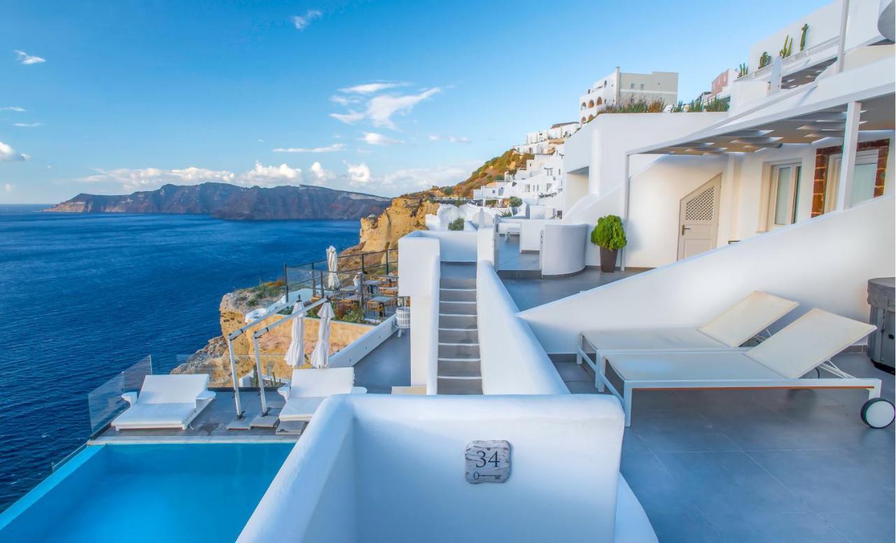 ギリシャ,サントリーニ島・イア,サントリーニ シークレット(Santorini Secret)
