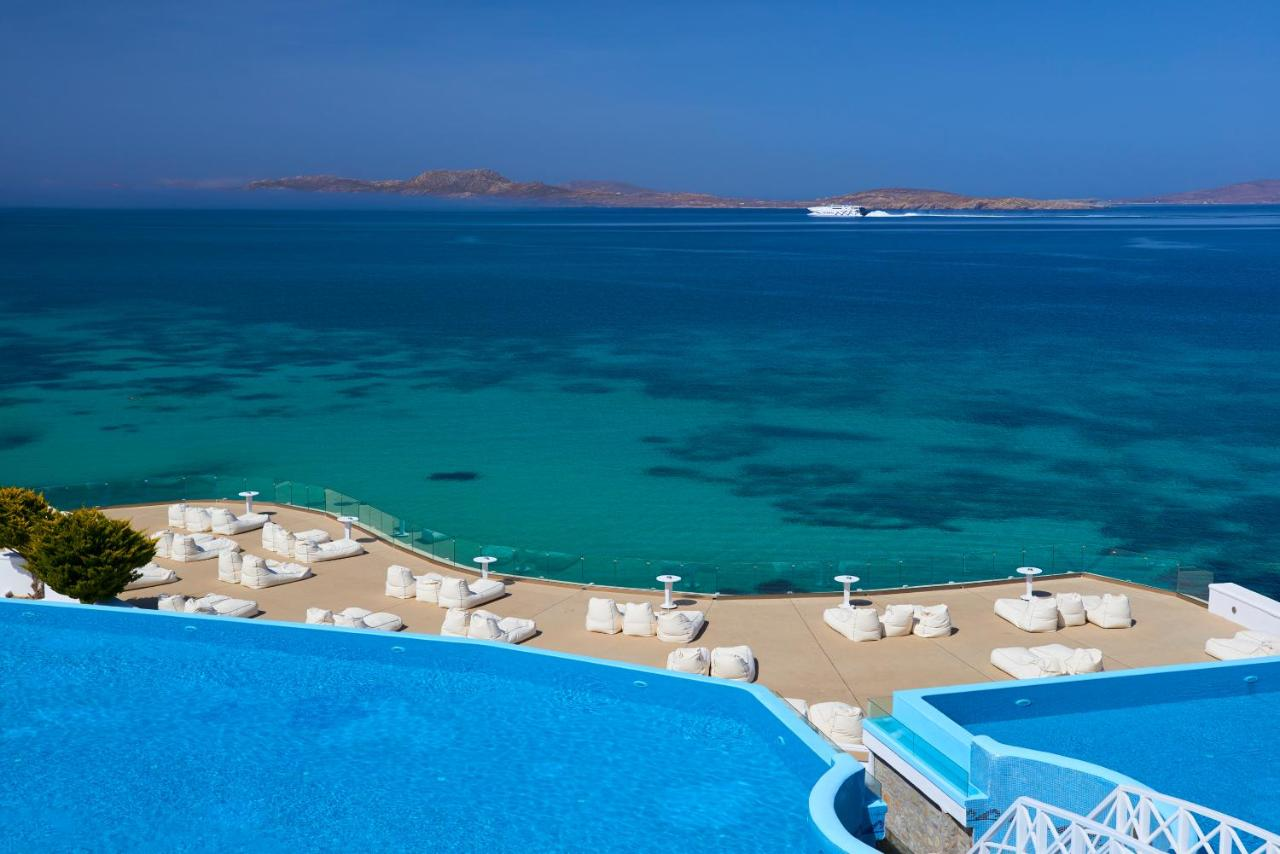 Saint John Hotel Villas and Spa - One of the best 5 star hotels in Agios Ioannis, Mykonos