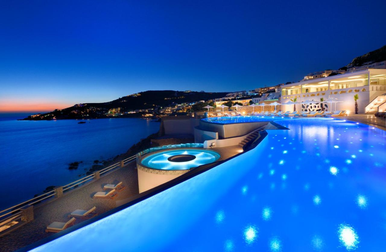 Anax Resort and Spa Hotel in Mykonos - One of the best 5 star hotels in Mykonos
