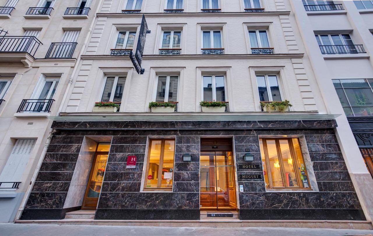 Hotel Relais Bosquet Hotel Muguet Paris France Bookingcom