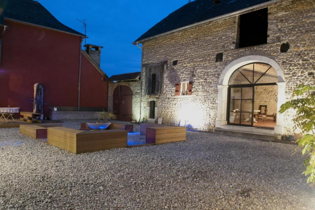 Guest Houses In Ozenx Aquitaine