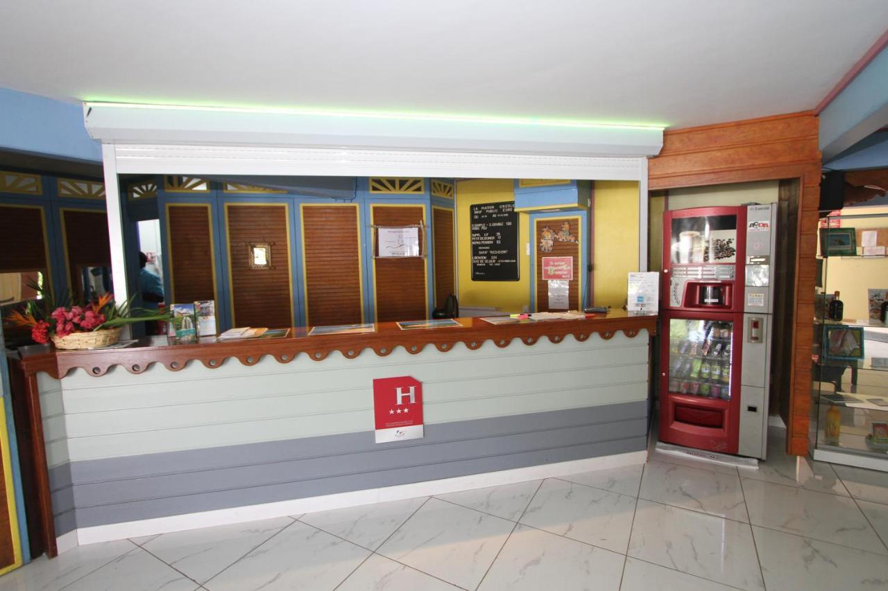 Hotel la maison creole le gosier guadeloupe booking com