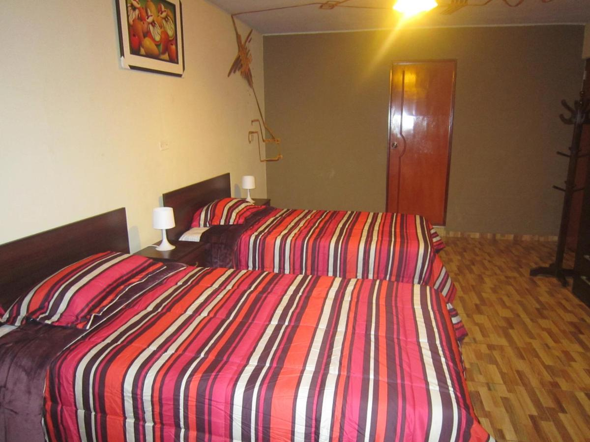 Bed And Breakfasts In Repartición Provincia De Lima