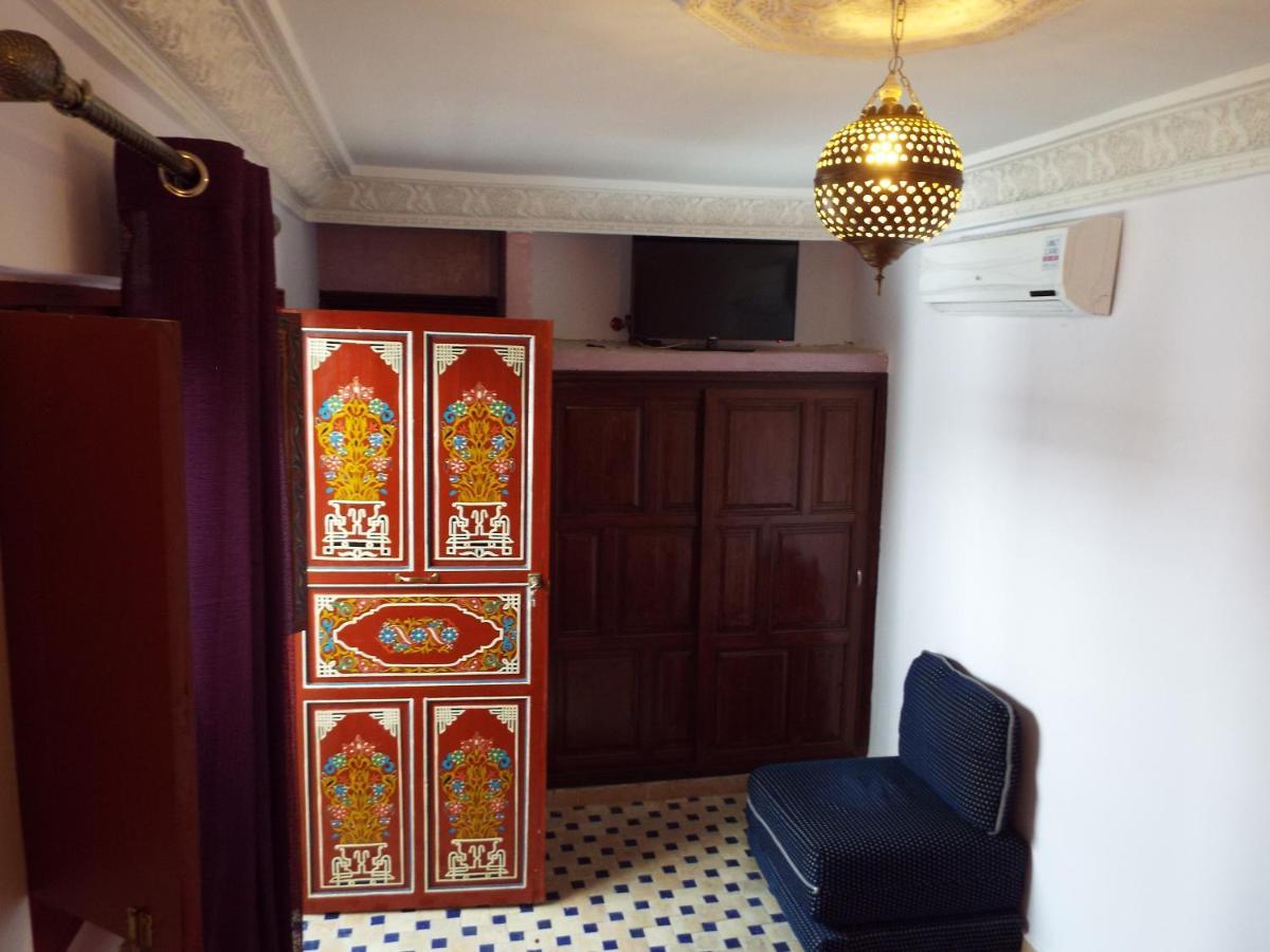 Pension dar el mathaf marokko fès booking