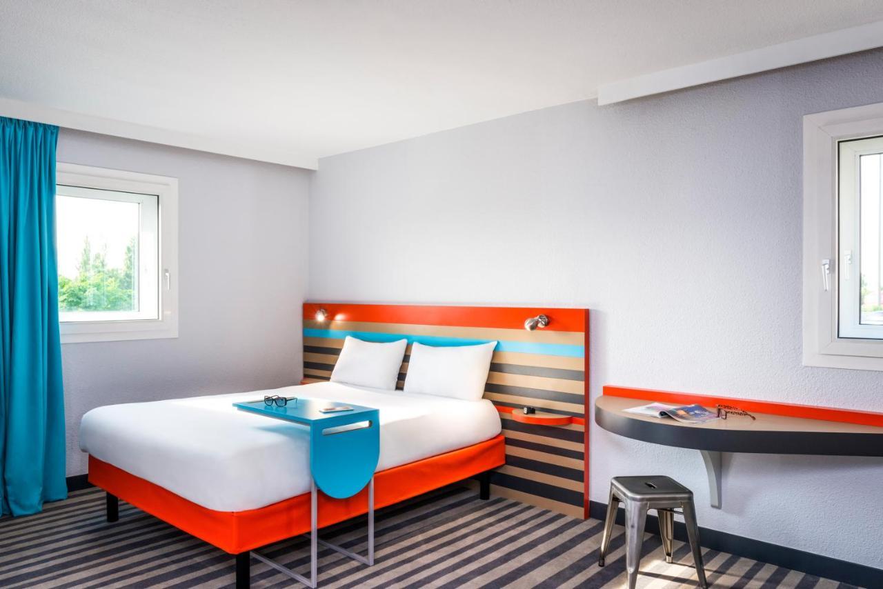 Hotels In Palaiseau Ile De France