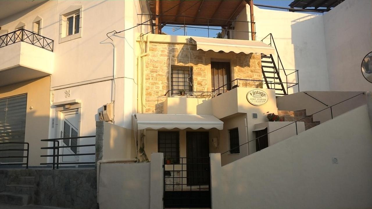5a7069bc28ceb1 Ferienwohnung Vintage House Studios Pitsidia (Griechenland Pitsidia) -  Booking.com