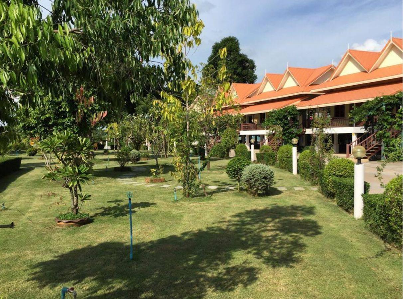 Resorts In Ban Tha Sao Kradong Kamphang Phet Province