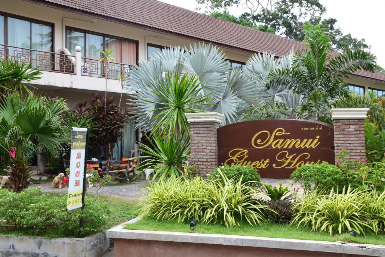 Guest Houses In Amphoe Koksamui Koh Samui