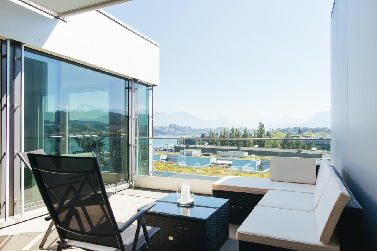 Penthouse Apartments Lakeside, Lucerne, Switzerland - Booking.com