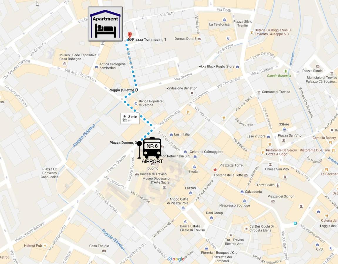 Apartment Casa Roggia Treviso Italy Bookingcom