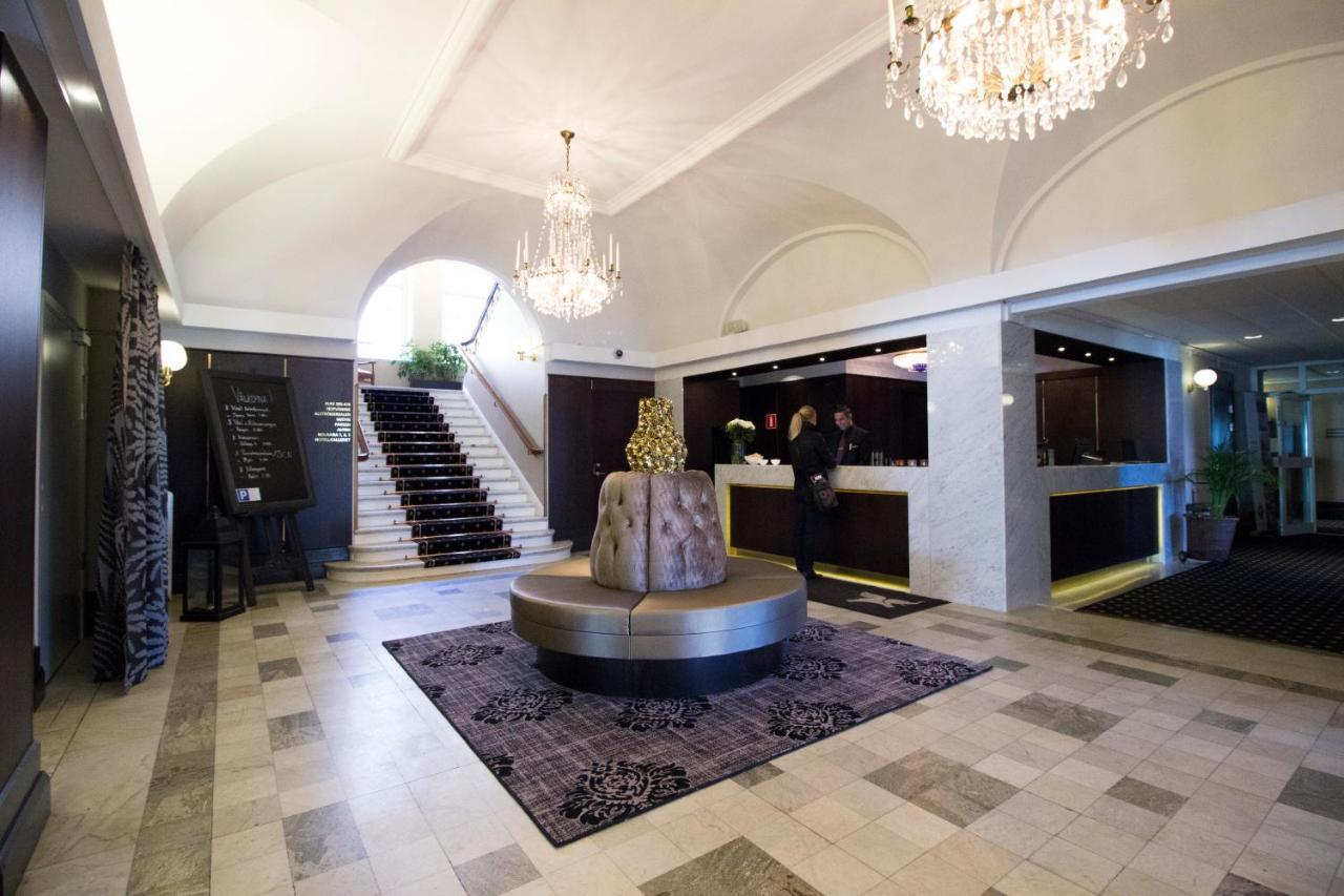 grand hotell alingsås restaurang